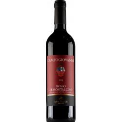 Rosso di Montalcino 2013 / Campogiovanni