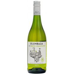 Ulumbaza White of Springfontein 2017 / Springfontein Estate
