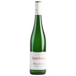 """Mineralschiefer"" Riesling Qualitätswein trocken 2016 / Weingut Grans-Fassian"