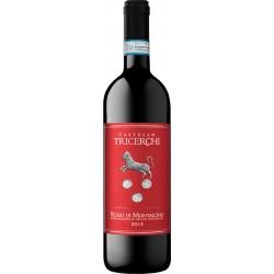 Rosso di Montalcino 2016 / Castello Tricerchi