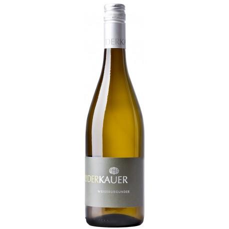 Weißburgunder trocken 2017 / Weingut Gebrüder Kauer