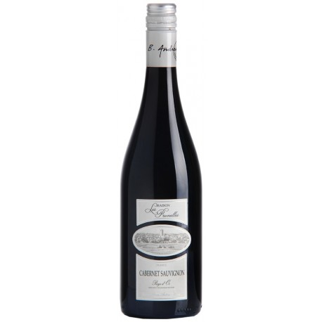 "Cabernet Sauvignon 2015 ""Vin de Pays d'Oc"" / Château Condamine Bertrand"