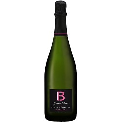 Champagne Grand Rosé / Forget-Brimont
