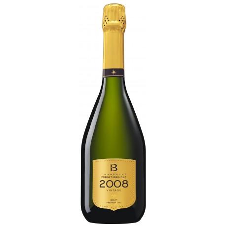 Champagne Brut Vintage 2008 1er Cru / Forget-Brimont